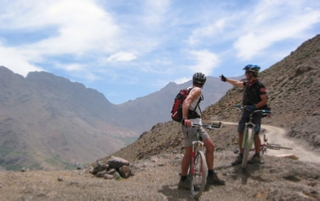 Biking tours Marrakech